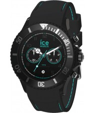 Ice-Watch CH.BTE.B.S.14 Big Ice-Chrono Drift Black Turquoise Watch