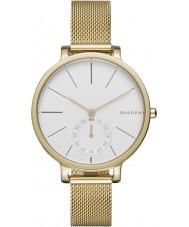 Skagen SKW2436 Ladies Hagen Gold Mesh Bracelet Watch