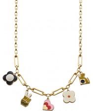 Orla Kiely N4122 Ladies Necklace