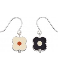 Orla Kiely E5473 Ladies Camille Earrings