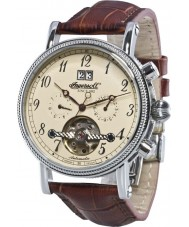 Ingersoll IN1800CR Mens Richmond Cream Brown Watch