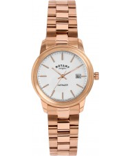 Rotary LB02739-06 Ladies Timepieces Avenger Rose Gold Plated Watch