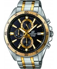 Casio EFR-546SG-1AVUEF Mens Edifice Two Tone Steel Bracelet Watch