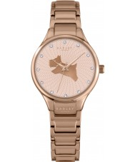 Radley RY4244 Ladies On The Run Rose Gold Plated Bracelet Watch