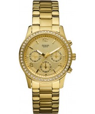Guess W16567L1 Ladies MINI SPECTRUM Gold Watch