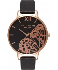 Olivia Burton OB16AM97 Ladies Butterfly Wing Watch