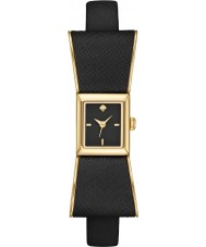 Kate Spade New York 1YRU0899 Ladies Kenmare Black Leather Strap Watch