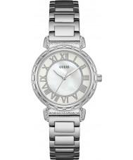 Guess W0831L1 Ladies South Hampton Silver Steel Bracelet Watch