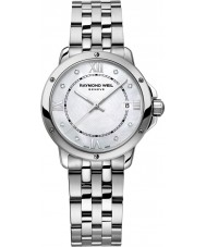 Raymond Weil 5391-ST-00995 Ladies Tango Silver Steel Diamond Watch