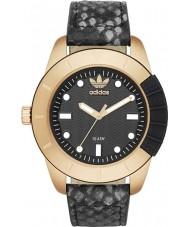 Adidas ADH3052 Mens ADI-1969 Gold IP Animal Print Watch