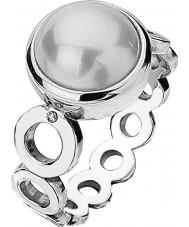 Hot Diamonds Ladies Diamonds and Pearls Ring