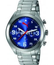 Puma PU103871002 Fame Silver Steel Bracelet Chronograph Watch