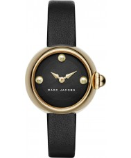 Marc Jacobs MJ1432 Ladies Courtney Black Leather Strap Watch