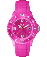 Ice-Watch SI.NPK.U.S.14 Unisex Ice-Forever Trendy Neon Pink Watch
