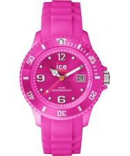 Ice-Watch SI.NPK.U.S.14 Unisex Ice-Forever Trendy Neon Pink Watch