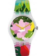 Swatch SUOK132 Ladies Tropical Garden Watch