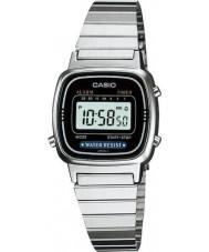 Casio LA670WEA-1EF Collection Silver Digital Watch