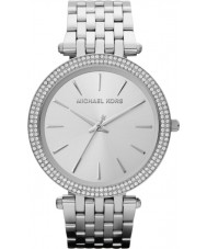 Michael Kors MK3190 Ladies Darci All Silver Watch