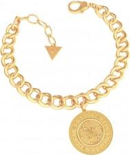 Guess UBB79026-L Ladies Coin Bracelet