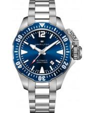 Hamilton H77705145 Mens Khaki Navy Watch