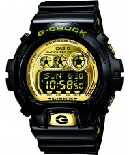 Casio GD-X6900FB-1ER Mens G-Shock Black World Time Resin Strap Combi Watch
