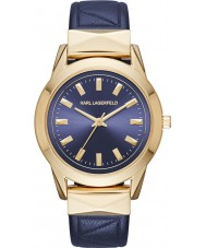 Karl Lagerfeld KL3812 Ladies LaBelle Stud Watch