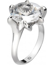 Hot Diamonds Ladies Angel Crystal Ring