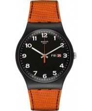 Swatch SUOB709 New Gent - Faux Fox Watch