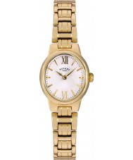 Rotary LB02748-01 Ladies Timepieces Olivie Gold Plated Watch