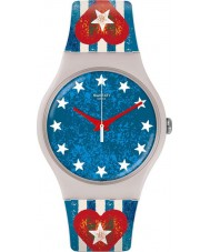 Swatch SUOT101 Anavah Watch