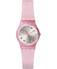 Swatch LP132C Ladies Rose Glistar Watch
