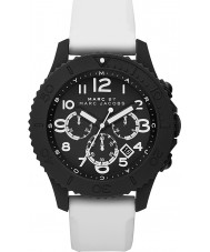 Marc by Marc Jacobs Mens Rock Black White Watch