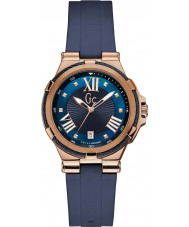 Gc Y34001L7 Ladies Structura Cable Watch