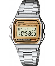 Casio A158WEA-9EF Collection Classic Chronograph Watch