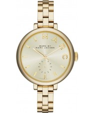 Marc Jacobs MBM3363 Ladies Sally Gold Plated Steel Bracelet Watch