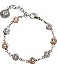 Edblad 41530060 Ladies Thassos Multi Rose Gold Bracelet