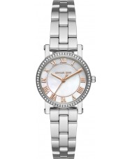 Michael Kors MK3557 Ladies Norie Silver Steel Bracelet Watch