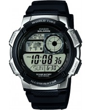 Casio AE-1000W-1A2VEF Mens Collection Black Resin Strap Watch