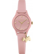 Radley RY2374 Ladies Watch It Icing Pink Silicone Strap Watch