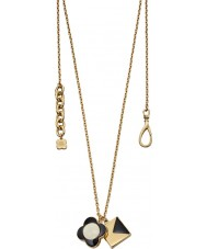 Orla Kiely N4126 Ladies Daisy Necklace