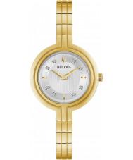 Bulova 97P144 Ladies Rhapsody Watch