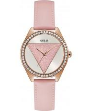 Guess W0884L6 Ladies Tri Glitz Watch