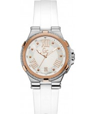 Gc Y34002L1 Ladies Structura Cable Watch