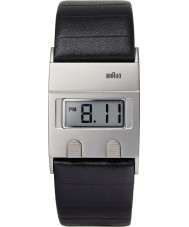 Braun BN0076SLBKG Mens Black Digital Watch