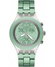Swatch SVCK4056AG Unisex Full Blooded Green Watch