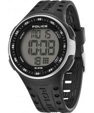 Police 13904JPBS-02 Mens Indicator Black Plastic Strap Watch