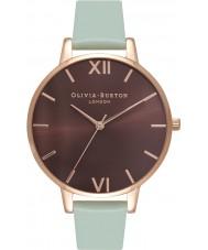 Olivia Burton OB16BD93 Ladies Chocolate Dial Watch