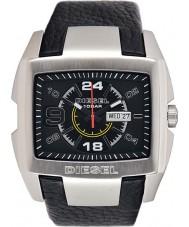 Diesel DZ1215 Mens Bugout Silver Black Watch