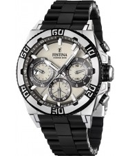 Festina F16659-1 Mens Chrono Bike 2013 White and Black Watch