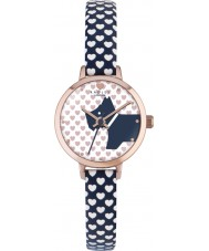 Radley RY2378 Ladies Love Radley Summer Fig Heart Strap Watch